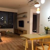 Bán căn hộ Galaxy 9, 3 phòng ngủ, 2 WC, diện tích 122m2, full nội thất, giá 4,1 tỷ đã có sổ hồng