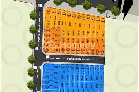 Bán 6 nền đất ngay Long Trường, Trường Thạnh, đã có sổ đỏ, 51,28m2, giá 1,61 tỷ