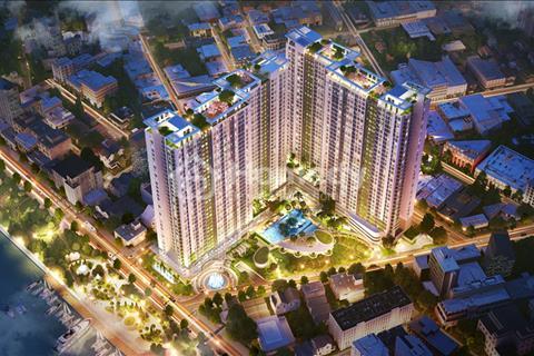 Căn hộ 3 mặt sông Sài Gòn ngay Quận 4 - chính thức nhận giữ chỗ - căn 2 phòng ngủ chỉ 2,9 tỷ