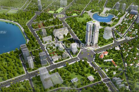 Bán chung cư Golden Park Tower - căn hộ 5 sao quận Cầu Giấy - full nội thất