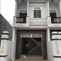 Bán nhà mới xây gần Bình Chánh, sổ hồng riêng hỗ trợ trả góp lên đến 70%