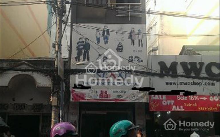 Cho thuê hai mặt tiền đường Lê Hồng Phong, Quận 5