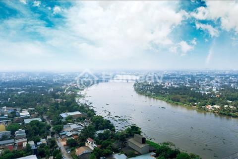 Chỉ 30 triệu giữ chỗ ưu tiên I căn hộ cao cấp mặt tiền sông Sài Gòn, view sông mát mẻ