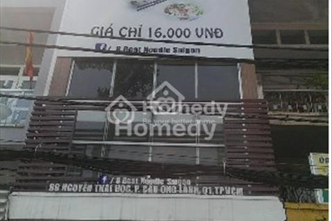 Cho thuê nhà mặt tiền An Dương Vương, Quận 5, Hồ Chí Minh