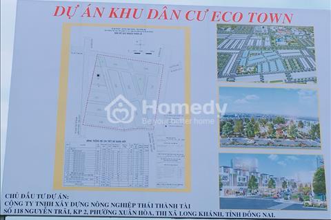 Khu phức hợp Eco Town Long Thành giá chỉ 12.5 triệu/m2 sổ hồng riêng, chiết khấu cao từ chủ đầu tư