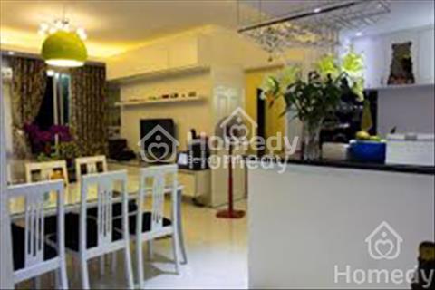 Căn hộ chung cư 91 Phạm Văn Hai, 68m2, thiết kế 2 phòng ngủ kèm nội thất, 15 triệu/tháng
