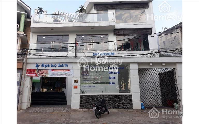 Cho thuê nhà mặt tiền đường Dân Chủ, ngay chung cư Hưng Thịnh, Bình Thọ, Thủ Đức