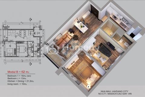 Bán căn hộ đẹp giá tốt - HD Mon - Giao dịch ngay