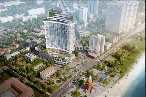 Condotel 5 sao mặt tiền Trần Phú Nha Trang | 100% căn hộ view biển| cam kết LN 10%/năm trong 10 năm