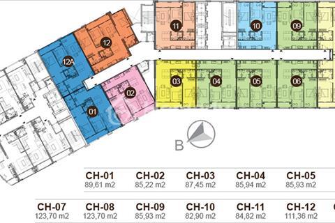 Bán căn hộ 2 phòng ngủ chỉ 2,28 tỷ giá yêu thương nhất View Times City nội thất cao cấp