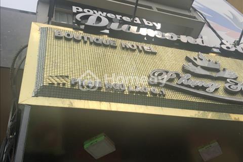 Cho thuê khách sạn mặt tiền đường Phạm Ngũ Lão - phường Phạm Ngũ Lão - Quận 1