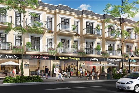 Chỉ còn 3 nhà phố thương mại Lakeside Infinity, quận Liên Chiểu, 100m2, chiết khấu cực cao