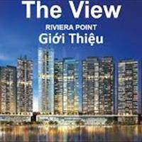 Mở bán đợt 2 The View Riviera Point Quận 7, chiết khấu 5%/căn