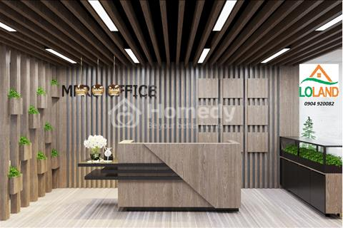 Cho thuê văn phòng trọn gói tòa nhà Việt Á số 9 Duy Tân, diện tích 15-17-20-25-50m2