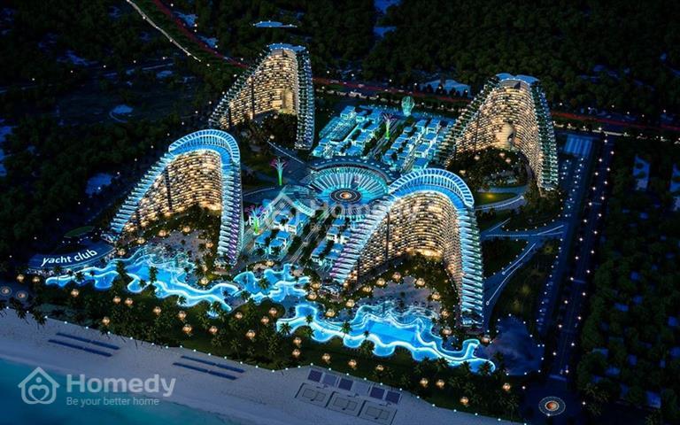 Chỉ với 450 triệu sở hữu ngay căn ngoại giao đẹp nhất dự án căn hộ Arena Cam Ranh