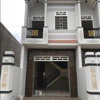 Nhà mới xây 1 trệt 1 lầu đẹp, kiên cố, 82m2, sổ hồng riêng chính chủ