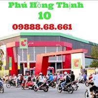 Dự án Phú Hồng Thịnh 10, thị xã Dĩ An 60-500m2, đã có sổ
