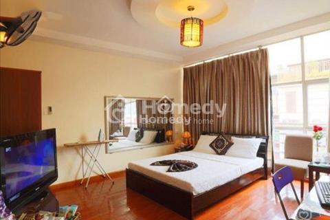 Cho thuê khách sạn phố Hàng Thiếc, nhà mới (10 phòng)