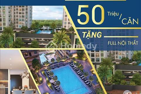 Bán căn 2PN mặt tiền Đào Trí CK 56 triệu, thanh toán vượt tiến độ CK 113 triệu du lịch Hồng Kông