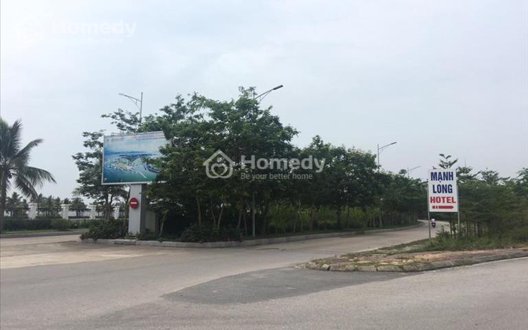 Bán đất biệt thự Tuần Châu cạnh khách sạn Mạnh Long, 606m2 sổ đỏ chính chủ