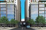 Chung cư Cao Nguyên 2 có tổng diện tích hơn 9.000m2, diện tích xây dựng hơn 6.000m2, gồm 16 tầng nổi trong đó có 3 tầng xây dựng TTTM và 338 căn hộ.