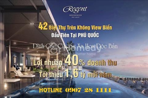 Sky Villa 6 sao - Regent Residences chỉ với 12 tỷ - Trải nghiệm Regent Taipei 3 ngày 2 đêm/2 người