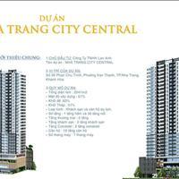 Căn hộ 4 sao Nha Trang City Central ngay giữa trung tâm thành phố biển Nha Trang, từ 29 triệu/m2