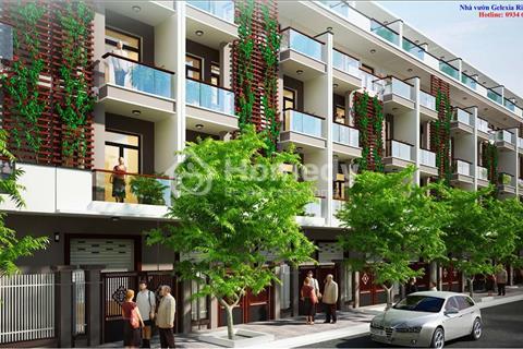 Cần cho thuê ngay căn liền kề 5 tầng trung tâm khu đô thị Gelexia Tam Trinh