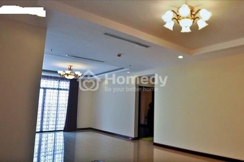 Cho thuê chung cư Báo Nhân Dân, Trần Hữu Dực, 97m2, 3 phòng ngủ, đồ cơ bản giá 7 triệu/tháng