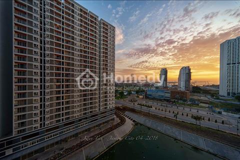 Cho thuê căn hộ quận 7, 2 Phòng ngủ, 2WC, nhà mới 100%, an ninh 24/24 giá thuê chỉ 6.5tr/tháng
