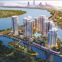 Bán căn hộ 2 phòng ngủ Đảo Kim Cương, Tháp Hawaii, diện tích 87m2, view sông và hồ bơi, giá 4,6 tỷ