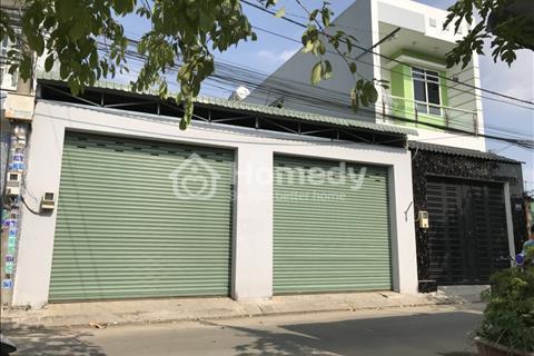 Nhà nguyên căn, 12,5x16m, sau chợ đầu mối Củ Cải, gần Trần Văn Mười
