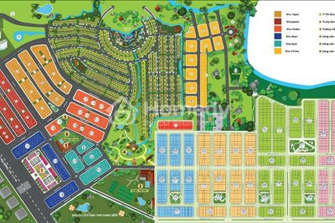 Chính chủ cần tiền bán gấp lô đất Viva City, 95m2, 800 triệu/nền