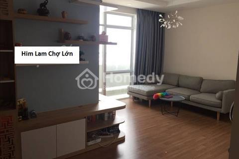 Cho thuê gấp căn hộ Him Lam Chợ Lớn quận 6 tiện nghi nội thất đầy đủ 83m2, 13.5 triệu/tháng