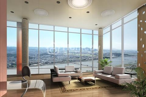 Bán căn góc Intracom Riverside 1,4 tỷ, 2 phòng ngủ, 2 mặt thoáng, chiết khấu 4%, nội thất cơ bản