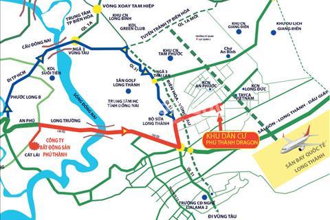 Giá đất chạm đáy tại Long Đức - Long Thành - Đồng Nai, sổ riêng từng nền, thổ cư 100%