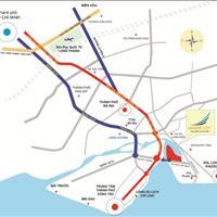 Bán đất nền dự án khu đô thị phố biển Marine City diện tích 100m2, giá từ 9.5 triệu/m2