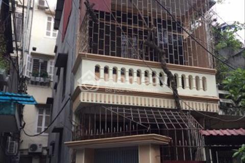 Bán nhà Phạm Ngọc Thạch, 36m2, nhà mới, phân lô, giá 3,35 tỷ