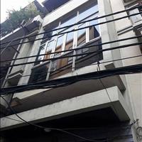 Bán nhà 39m2, 4 tầng, mặt tiền 5m, 3.8 tỷ đường Hoàng Hoa Thám - Ba Đình