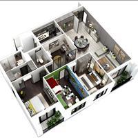 Chính chủ bán căn hộ Hado Centrosa Garden 3 phòng ngủ, 123m2, bàn giao cuối năm, nội thất cơ bản