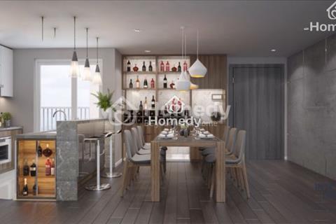 Cho thuê căn hộ Gold View, 1 phòng ngủ như hình, giá 14 triệu/tháng