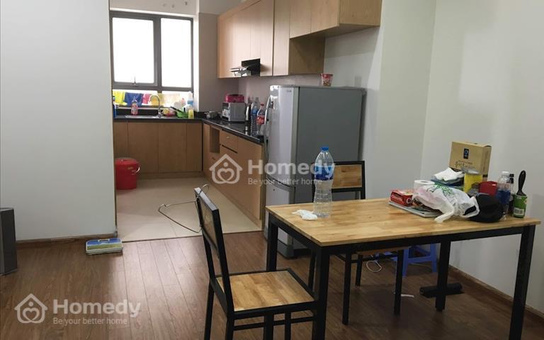 Cho thuê căn hộ hai phòng ngủ full đồ tại chung cư The Pride Lê Văn Lương, Hà Đông