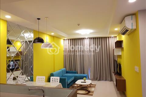 Cho thuê căn hộ 2PN tầng cao view thoáng đẹp tại The Gold View, đầy đủ nội thất, giá chỉ 20 triệu