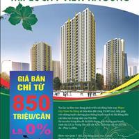 Mua chung cư Mipec Hà Đông nhận xe SH và lãi suất 0%