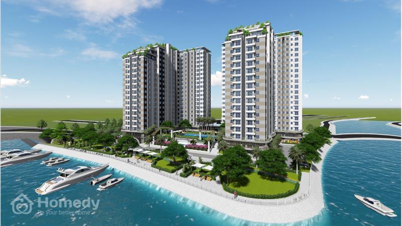 Dự án Conic Riverside TP Hồ Chí Minh - ảnh giới thiệu