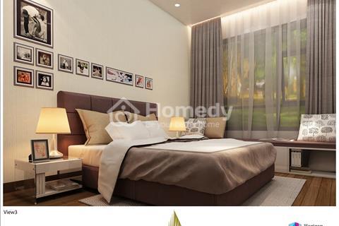 Bán nhanh căn 2 phòng ngủ Golden Land tầng cao view đẹp giá cực hấp dẫn, bao trọn VAT và phí