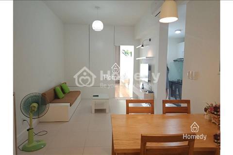 Cần cho thuê căn hộ 1 phòng ngủ, view đẹp, thoáng đãng, có nội thất, giá 13 triệu
