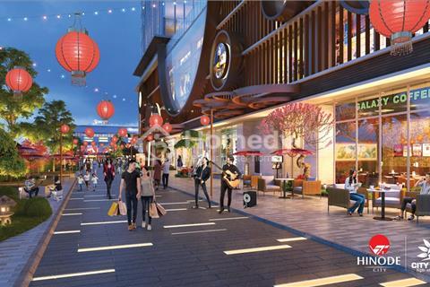 Chiết khẩu siêu khủng lên đến 11% cho căn hộ chung cư cao cấp Hinode City