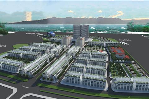 Cần bán 1 cặp liền kề dự án Promexco Móng Cái tỉnh Quảng Ninh giá 5 triệu/m2