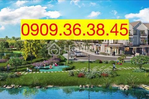 Nhà phố Park Riverside đáng sống nhất Quận 9 2 mặt giáp sông đón trọn phong thuỷ, tặng 10 cây vàng
